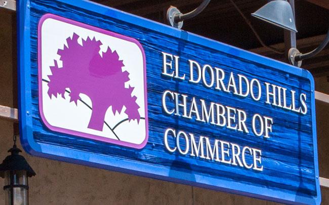 El Dorado Hills Chamber - by Sacramento Web Design - NetPilot